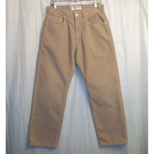 Levi's 569 Loose Straight Fit Corduroy Jeans 32X30